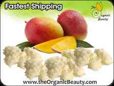 100% NATURAL RAW PURE ORGANIC MANGO BUTTER (1 oz- 16 oz)