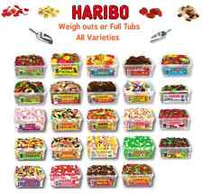 HARIBO SWEETS ALL VARIETIES - CANDY KIDS TABLE PARTY TREATS
