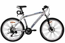 "26"" ALU MTB MOUNTAINBIKE, 14,5 KG, 21 REVOSHIFT SHIMANO, DISC BRAKE, NP 379,90 €"