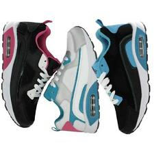 Running Trainers Women Girls Sports Walking Lace Fashion Gym Shoes Size