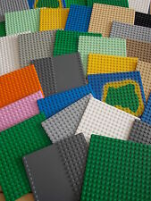 Lego  Base Plates / Boards Various Colours & Sizes to choose..