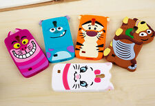 Cute 3D Cartoon Disney Silicone Case Cover For Samsung Galaxy S3 S4 S5