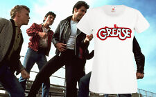 Grease Movie Retro Musical Womens Girl Top T Shirt Tee Funny Fancy Dress XS 2XL