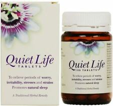 Quiet Life Tablets 100 Pack