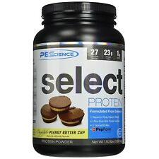 PES SELECT PROTEIN 24g Whey/Casein/Leucine Peptide Blend 1.96 lbs 3 FLAVORS