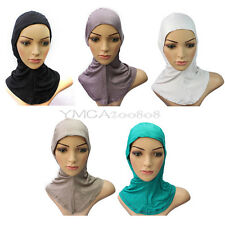 Hijab Hat Cap Under Scarf Head Wear Headband Neck Bonnet Chest Cover Hot Sale