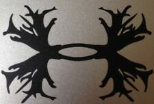 Under Armour Antler Vinyl Decal Hunting Custom UA hoodie Logo More Colors +Sizes