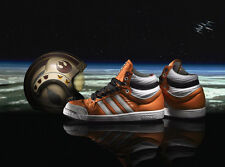 adidas x star wars SKYWALKER ORANGE VERSION  Size UK 8 US 8 1/2