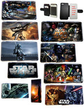 Star Wars Leather Flip Phone case LG Nexus 5,G3,Xperia Z2,HTC X,Note 1,2,3,Nokia