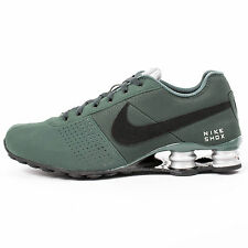 317547 301 New Nike Mens Shox Deliver Green Black Silver SIZES 8-13