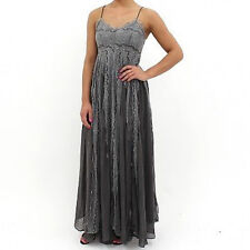 BNWT Religion Angel Lace Maxi Dress in Jet Black