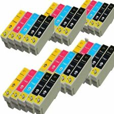 30PK COMPATIBLE SERIES INK CARTRIDGES FOR EPSON STYLUS INKJET PRINTER
