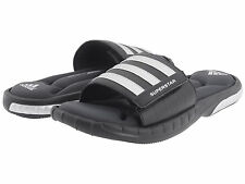 Men's Adidas Superstar 3G Slide Black Casual Athletic Sport Sandal G40165 Sz7-14