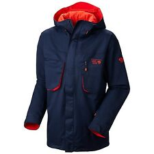 NEW 2014 $250 MENS MOUNTAIN HARDWEAR SNOWZILLA II SHELL JACKET