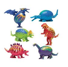 (1) Multi-Colored Dinosaur Puzzled Eggs Ages 4+ Fine Motor Brain Teaser Fidget