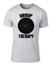2ND AMMENDMENT ~ GROUP THERAPY ~ SHOOTING ~ SHORT SLEEVE T-SHIRT