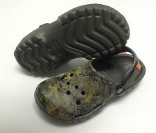 Crocs OFF ROAD Realtree Xtra Chocolate Orange All Size 4 5 6 7 8 9 10 11 12 13