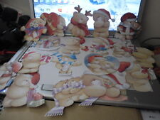 18 Christmas Forever Friends and other cute image toppers