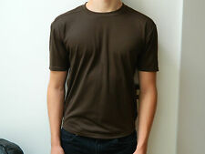 British Army Military issue brown coolmax  T.Shirt