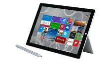 NEW Microsoft Surface Pro 3 Laptop Tablet i7 i5 i3 128GB 256GB 512GB Latest