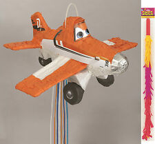 Disney Planes Dusty Crop Sprayer Party Pinata and Pinata Stick