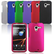 Rubberized Hard Snap On Case Cover Accessory for Motorola Moto X XT1058 4.7 inch