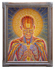 Alex Grey Fine Art Poster Print in Canvas or Paper Card