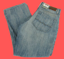 Mens Wrangler Branded Collection Boot Cut Relaxed Fit Jeans WBV20PB Choose Size