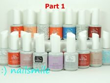 IBD Just Gel Polish 0.5oz Color Base Top Coat / Choose Any Color *Part 1
