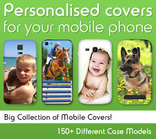PERSONALISED CUSTOM PRINTED PHONE Photo Picture Image to Phone Tablet case cover