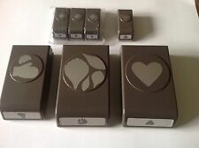 Stampin' Up! retired Punches for Sale!!! New body styles... NIP