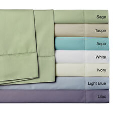 Egyptian Cotton 4PCs Bed Sheets for Campers, RV's&Travel Trailers All Size&Color