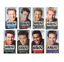 JUST FOR MEN HAIR COLOURANT DYE ALL SHADES AVAILABLE INCL BROWN BLACK LIGHT DARK