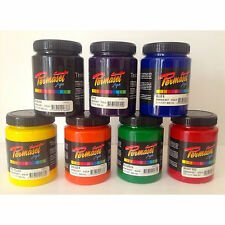Permaset Aqua Waterbased Textile Screen Printing Ink 300ml - Choose Colour