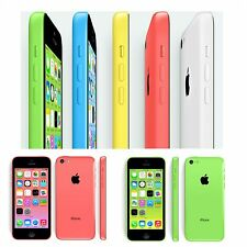 Apple iPhone 5c - 16GB - (AT&T) Smartphone - Blue - Pink - White - Green