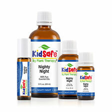 KidSafe Nighty Night Synergy Essential Oil Blend, Undiluted, Therapeutic Grade