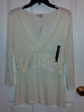 Banana Republic Cross-Over Empire Women's Top