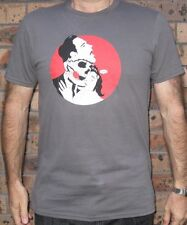 New Mens Queens Of The Stone Age Face Off Like Clockwork T Shirt  RRP $48