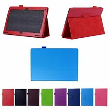For Acer aspire Switch 10 Tablet  Fashion Folio PU Leather Case Stand Cover