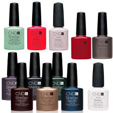 HOT2014 Colour Women Shellac CND UV Gel Nail Polish Base Coat Or Top Coat  Gift
