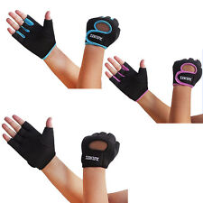 New Womens MANS Weight Lifting Gloves Fitness Glove Gym Exercise Training SEF