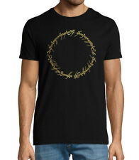 Lord of the Rings One Ring Men's T-shirt for LOTR and The Hobbit fans