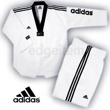 Adidas Super Master II WTF 3-Stripe Dobok ADITSM01 Tae Kwon Do Uniform TKD