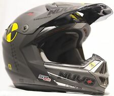 Nuvo Helmets MX off road fuoristrada casco helmet crash test motocross cross atv