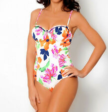 ✿Seafolly✿Rio Underwire Bustier Maillot Samba✿Swimsuit Swimming Costume