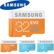 SAMSUNG MICRO SD MEMORY CARD SDHC TF T-FLASH ORIGINAL MICROSD 4GB/8GB/16GB/32GB