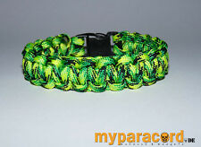 Paracord 550 Survival Bracelet Gecko Kite Surf Sailing Outdoor Camping Sports