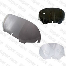 "New Smoke Black Clear 4"" 8"" 12"" 15"" Windshield F Harley FLHT FLHTC FLHX Touring"