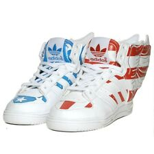 Adidas x Jeremy Scott  AMERICAN FLAG Stars and Stripes WINGS 2.0   KIDS INFANT