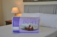 HIS AND HERS PARTNERS  DUVET 7 TOG and 14 TOG  DUAL TEMPO  ONE-OF-A-KIND
